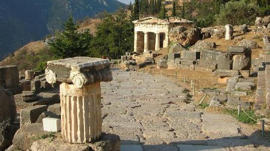 Escursione a Delfi  - Main image