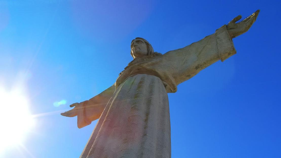 Tour al Santuario del Cristo Re di Lisbona - Main image