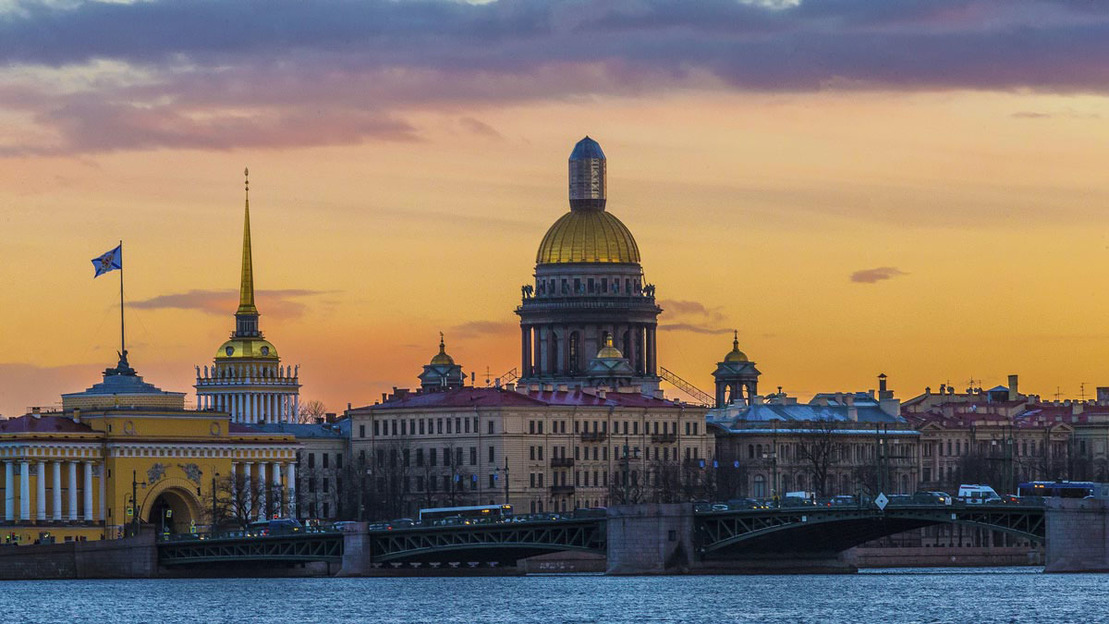 1 day at Saint Petersburg for cruise passengers without visa - Main image