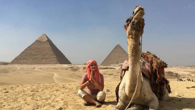 Visita guidata della Piramide di Giza e della Grande Sfinge - Main image