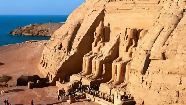 Full day tour to Abu Simbel Temples - Main image