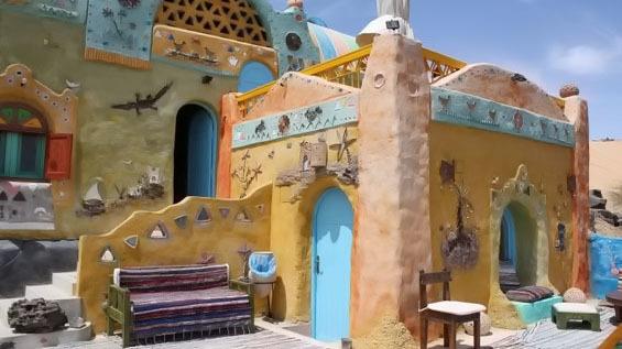 Escursione guidata al Villaggio Nubiano - Main image