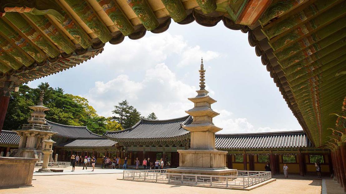 Visita guidata di Gyeongju da Pusan - Main image