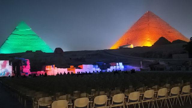 Sound and Light Show alle Piramidi di Giza - Main image