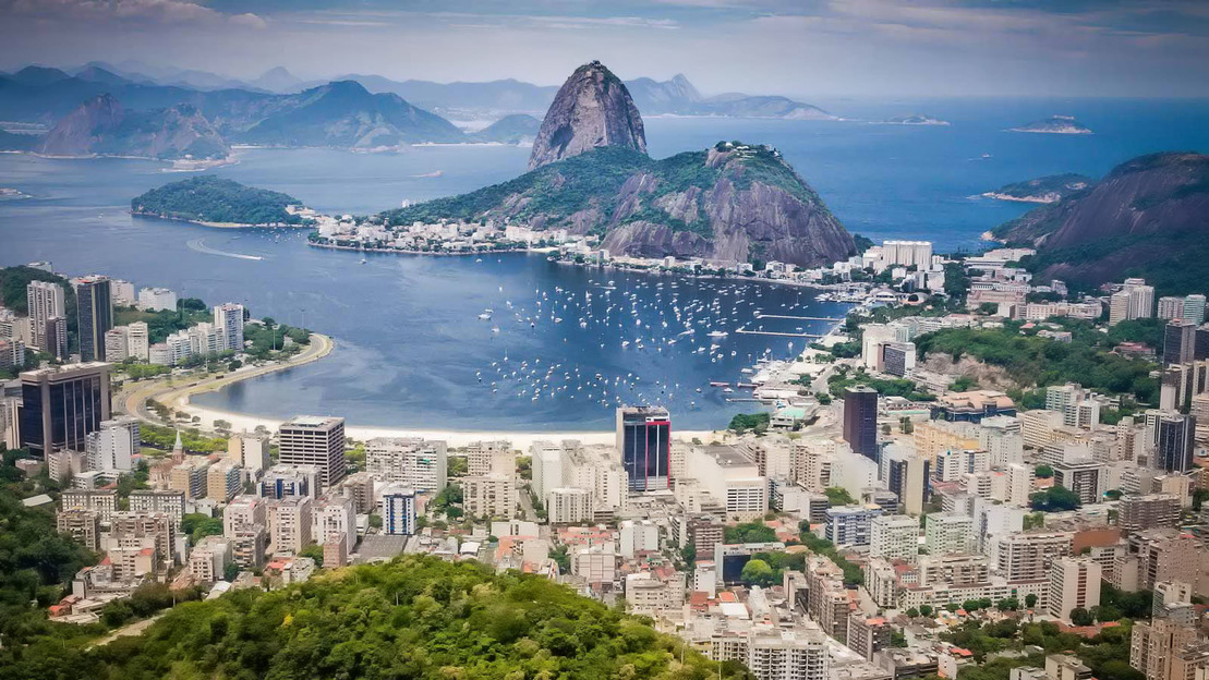 Rio highlights guided tour - Main image