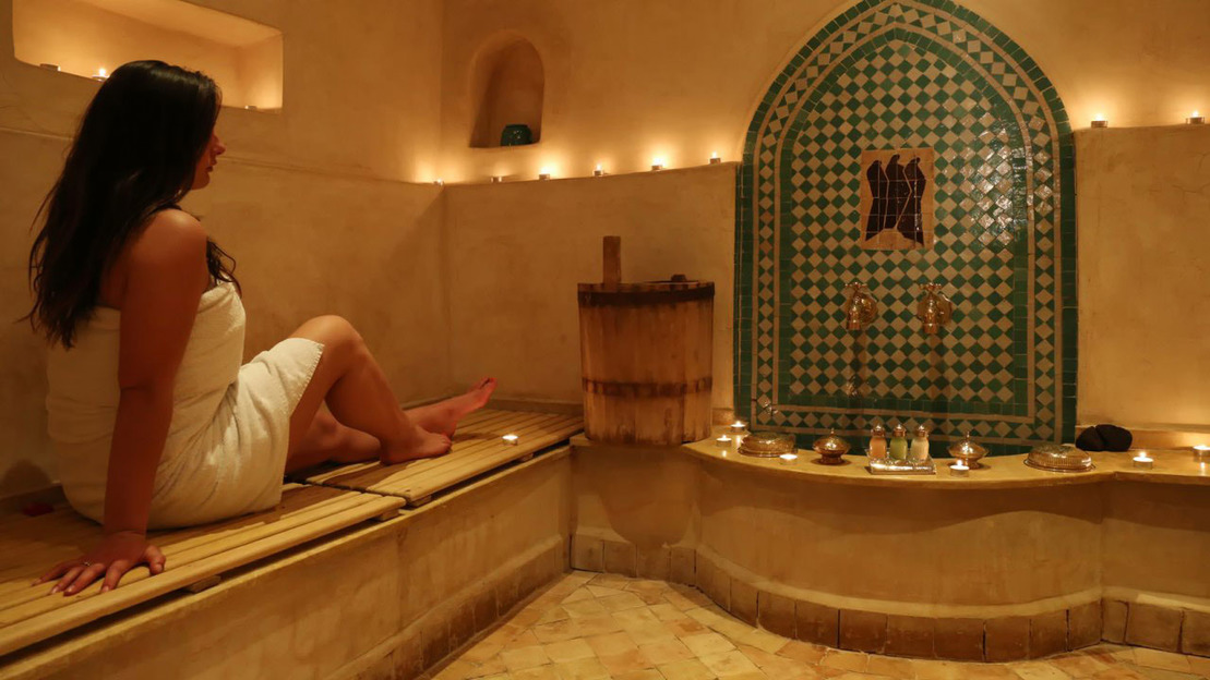 Marrakech: bagno relax nell'Hammam - Main image
