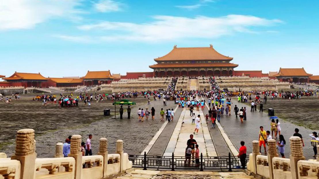 Visita guidata della vecchia e della nuova Pechino - Main image