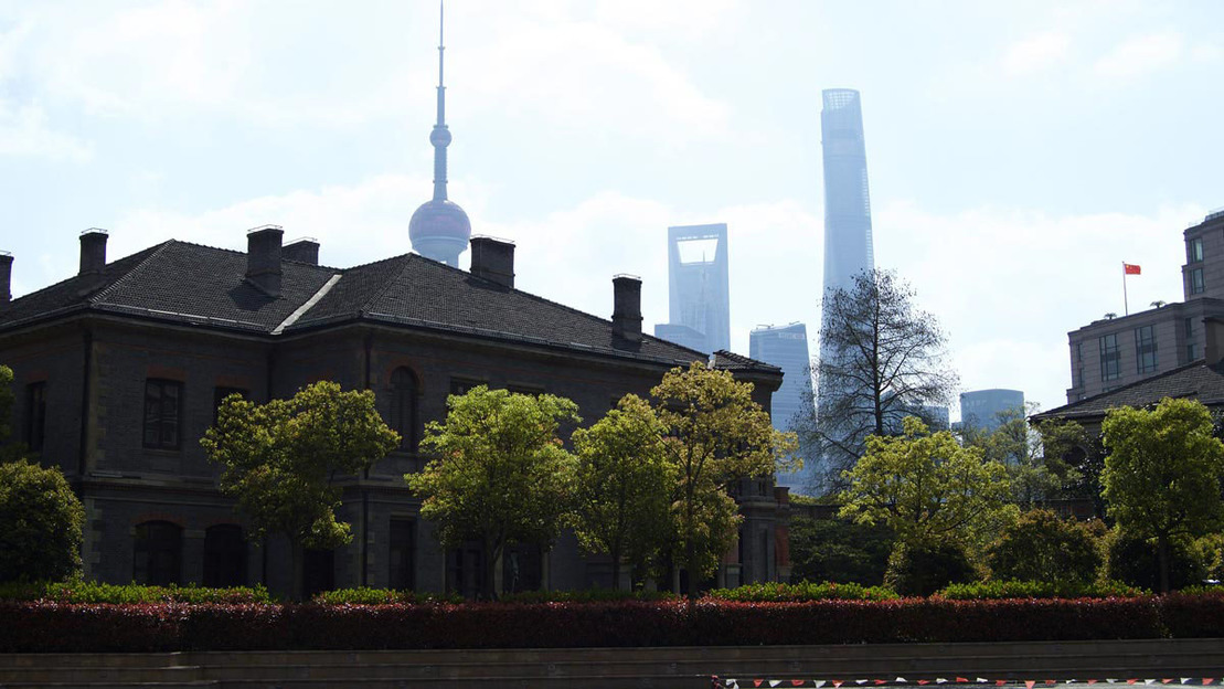 Klassische und moderne Shanghai Ganztagestour - Main image