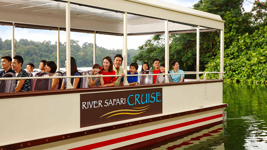 Safari sul fiume Singapore - Main image
