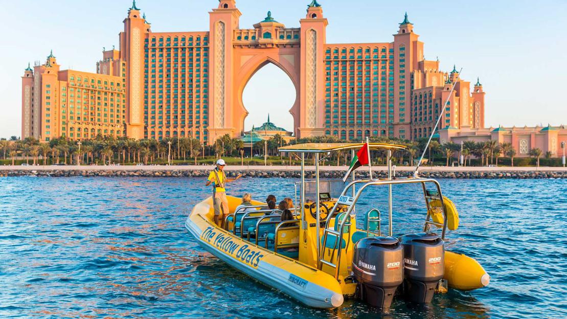 75 minuti - Esperienza turistica dell'Atlantis Tour di Dubai Marina - Main image