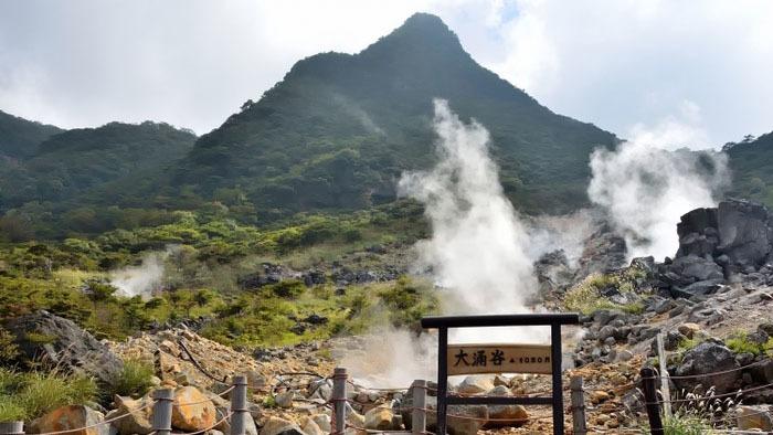 Escursione a Hakone e Owakudani - Main image