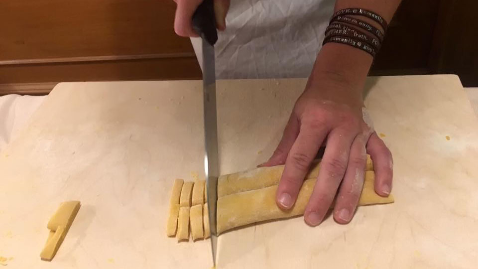 Home-made Pasta Cooking class - Main image