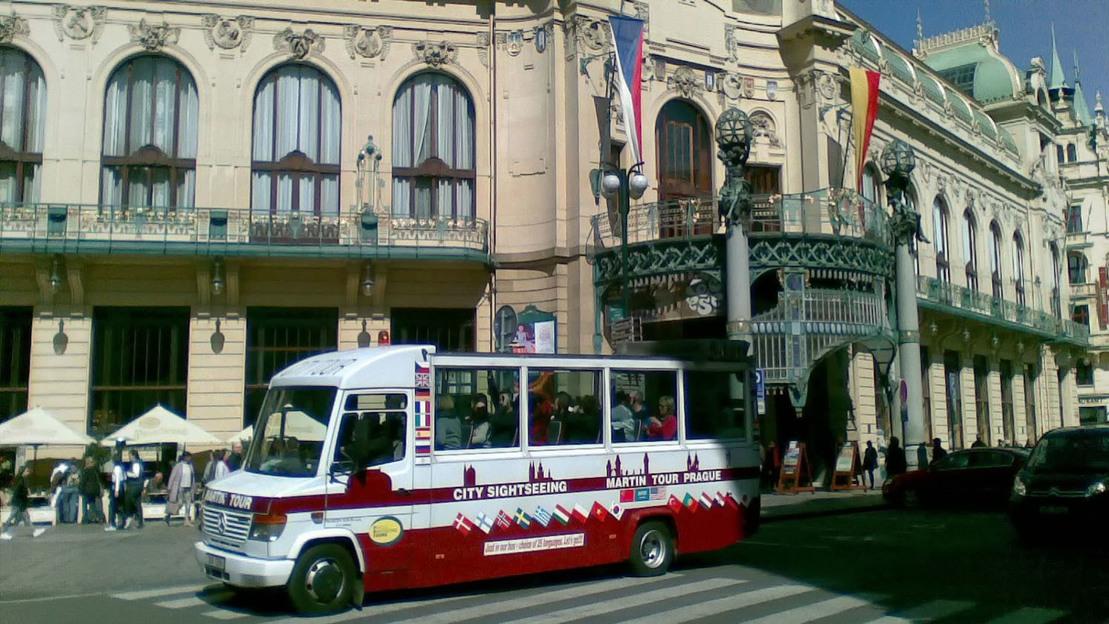 Tour di Praga su Bus Panoramico - Main image