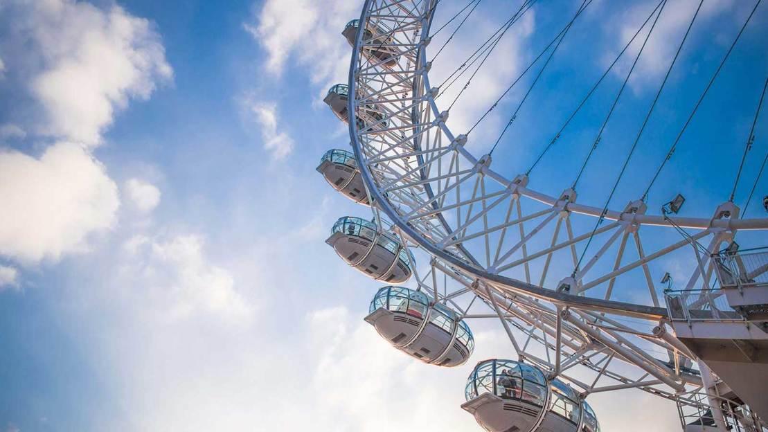 London Eye + Crociera sul Tamigi - Main image