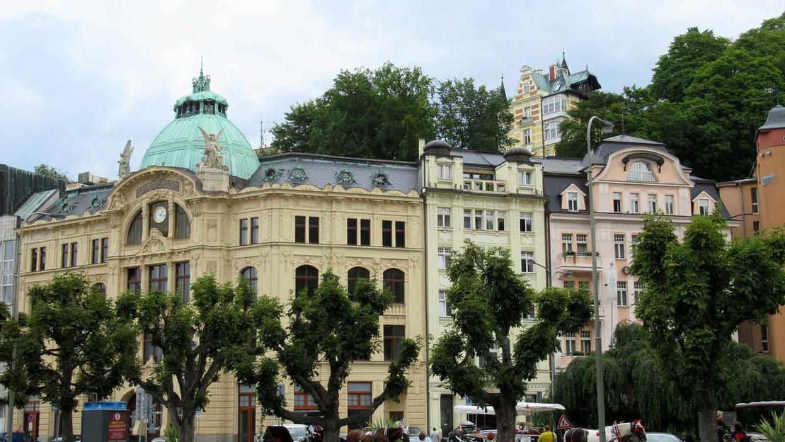 Escursione alle terme di Karlovy Vary + Vetreria di Moser - Main image