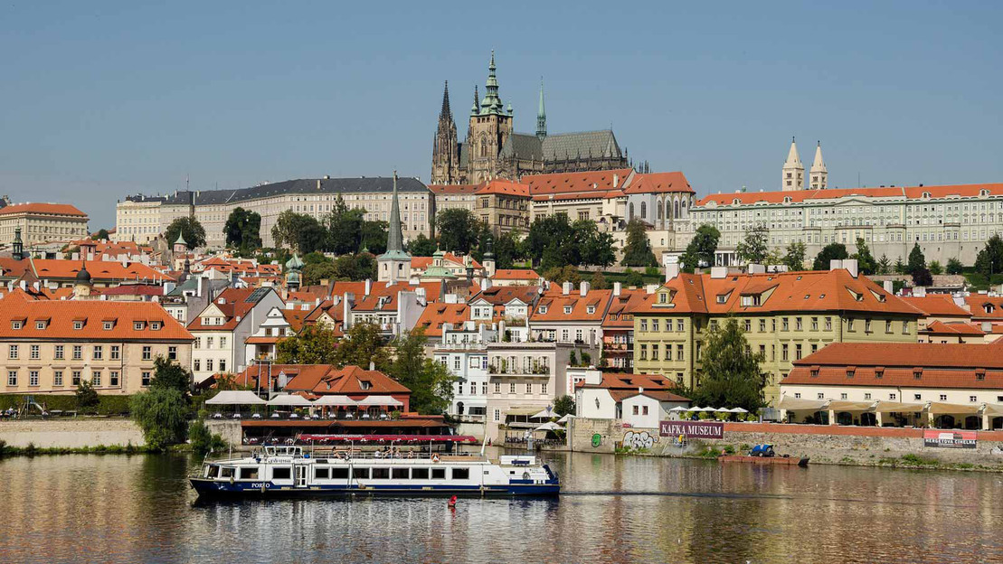 Express river cruise in Prague - Main image