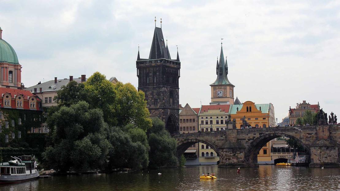 Express river cruise in Prague - Main image