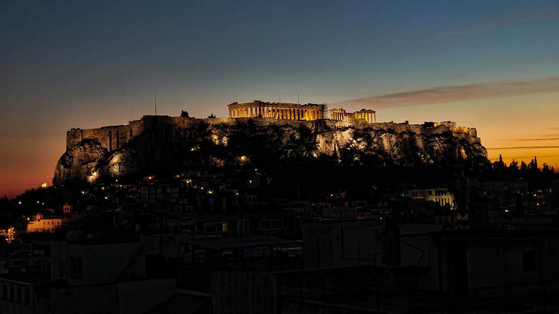 Tour di Atene di notte - Main image