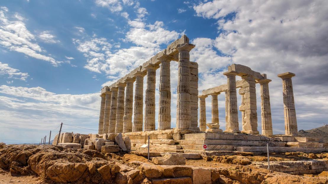 Tour al Tramonto al Capo Sounion e Tempio di Poseidone - Main image