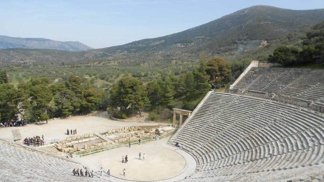 Tour di un giorno Epidauro e Micene - Main image