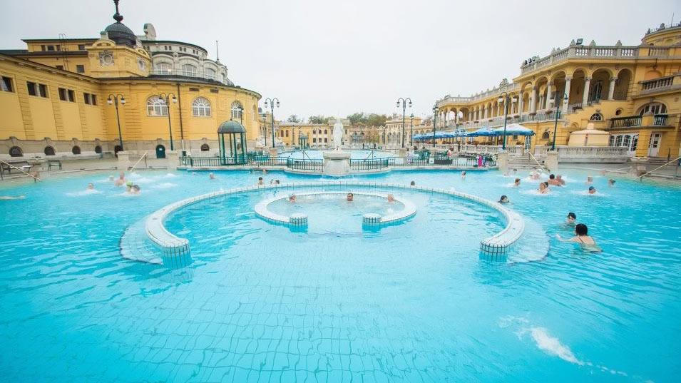 Terme Budapest: biglietto d'ingresso alla Spa di Széchenyi  - Main image