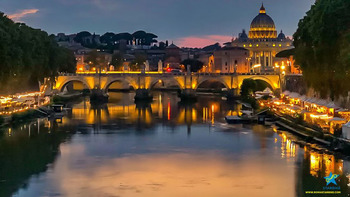 Rome by night - Image