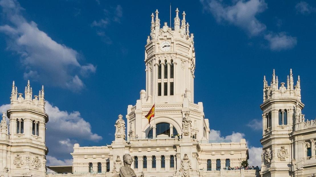 Madrid Digital Self-Guided Sightseeing Tour - Main image