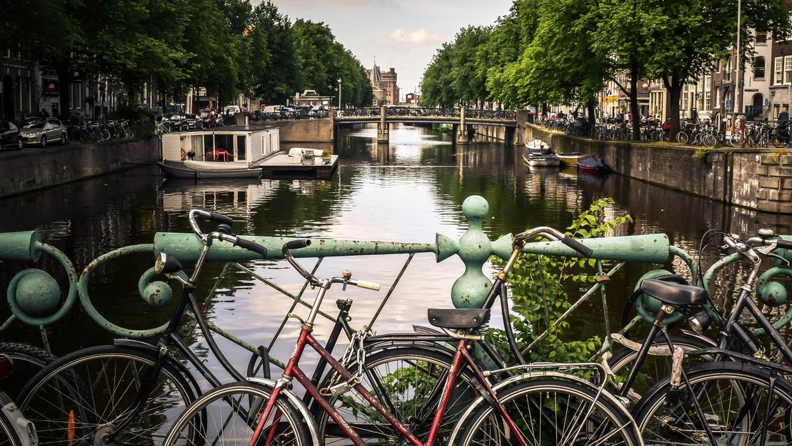 Vox City: Amsterdam Self-Guided Sightseeing Tours - Main image