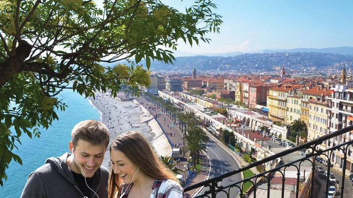Vox City: visita autonoma e audioguidata di Nizza - Main image