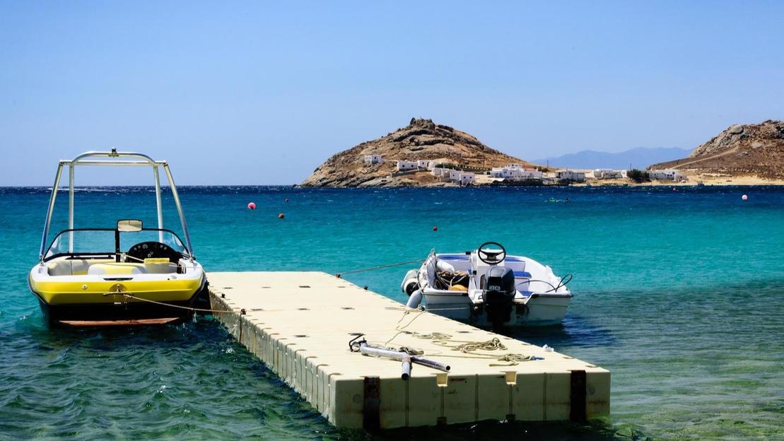 Escursione all'isola di Rheia e isola di Delos - Main image