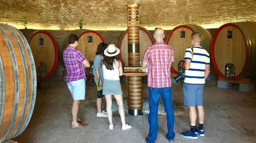 Visita guidata tra le cantine e degustazione di Brunello di Montalcino - Main image
