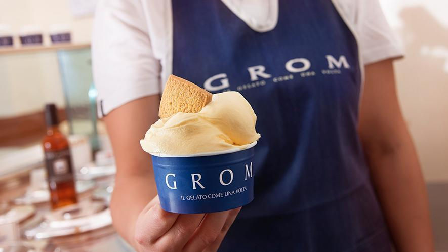 Learn how to make gelato - Grom Experience - Main image