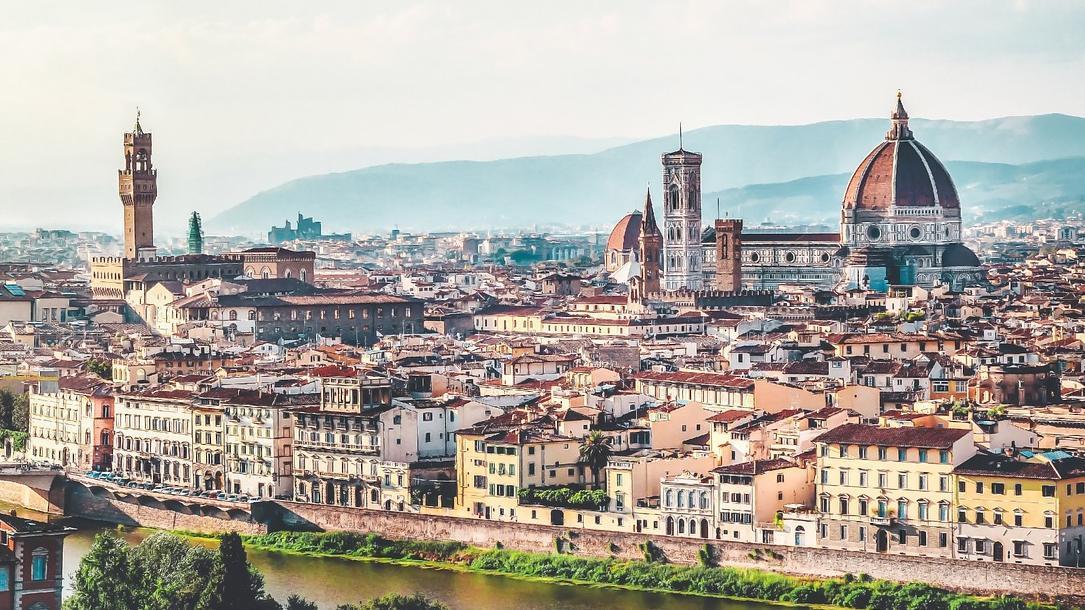 Walking tour of Florence - Main image