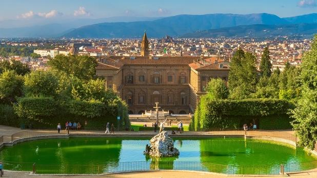 Visita guidata di Palazzo Pitti a Firenze - Main image