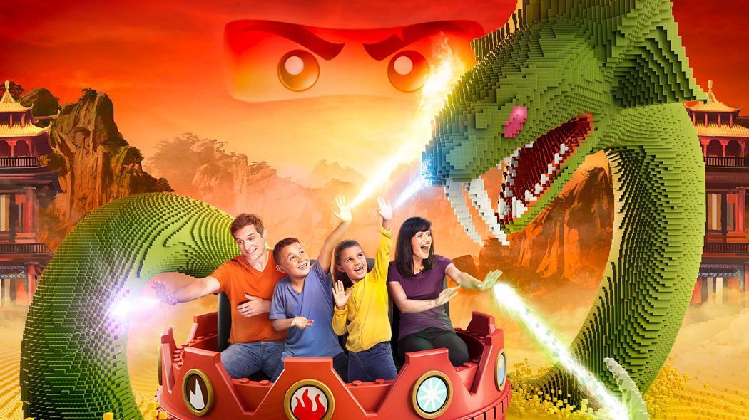 Legoland 1 day pass - Main image