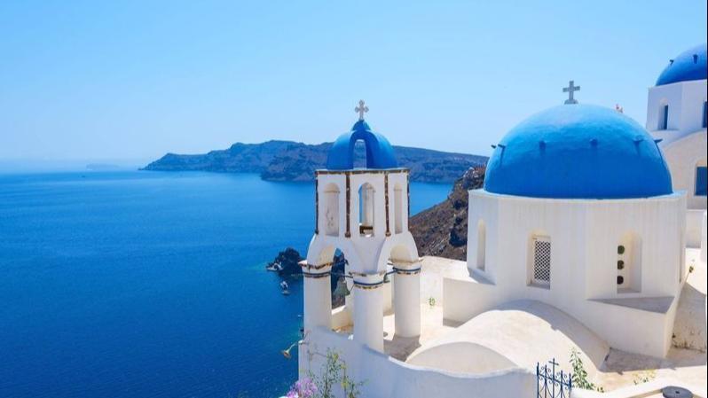 Caldera di Santorini: Escursione in catamarano - Main image