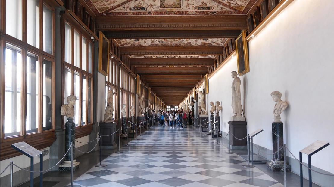 Visita guidata agli Uffizi di Firenze - Main image