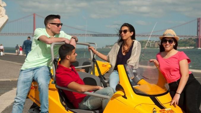 GoCar Tour di Lisbona - Main image