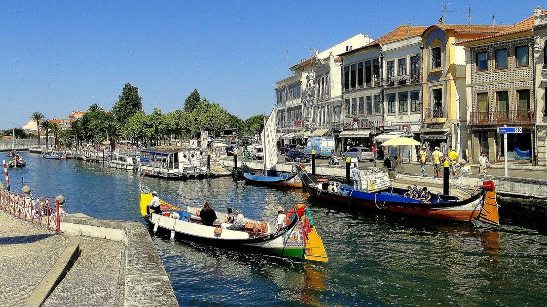 Visita di Aveiro, la Venezia del Portogallo - Main image