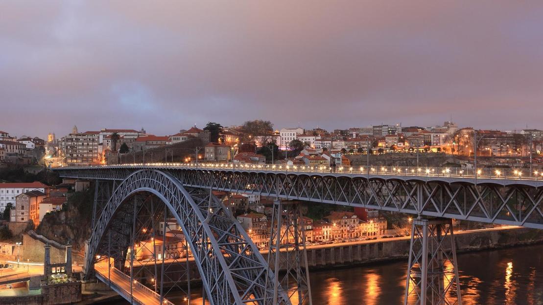 Porto: Tour panoramico sui tetti - Main image