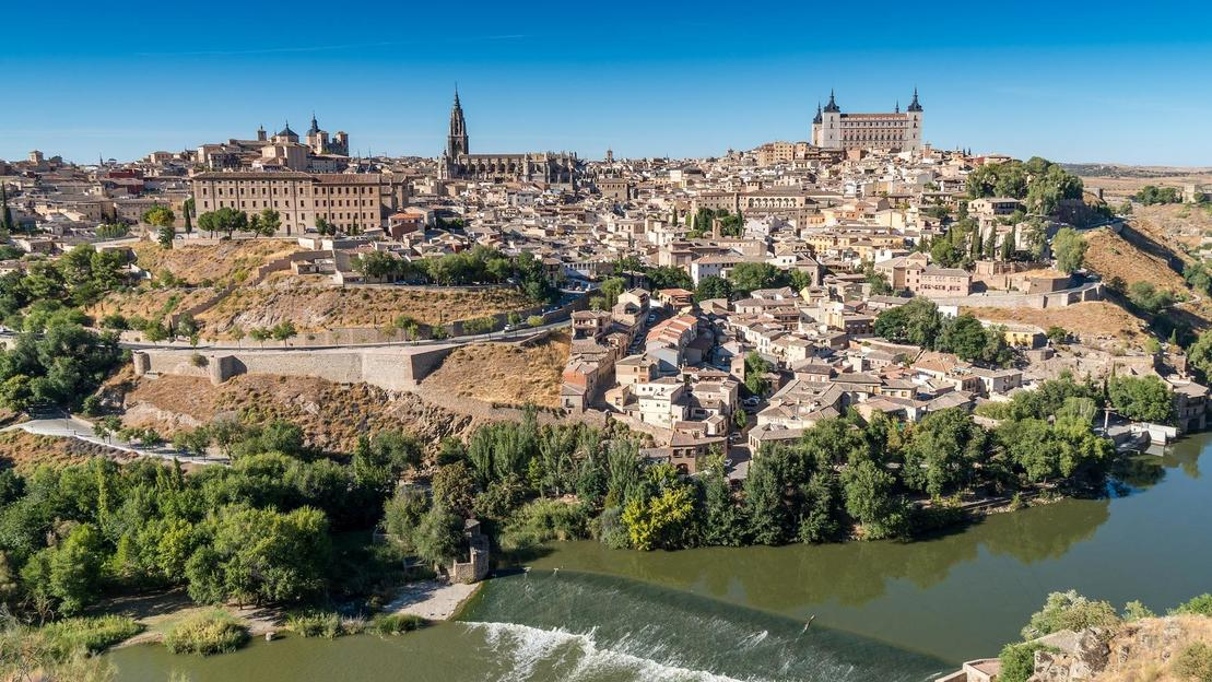 Toledo: Tour panoramico & degustazione vini - Main image
