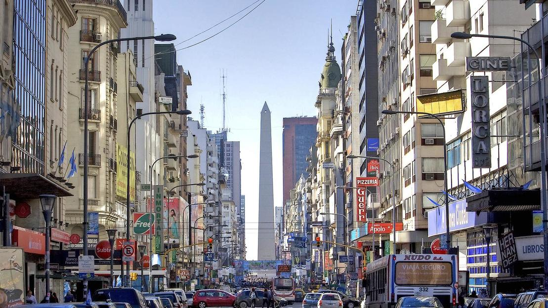 Visita guidata a piedi a Buenos Aires - Main image