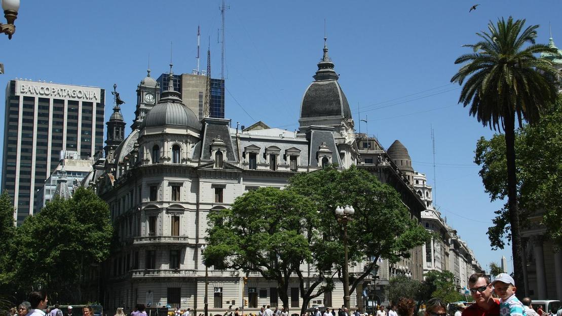 Tour della città di Buenos Aires in autobus - Main image