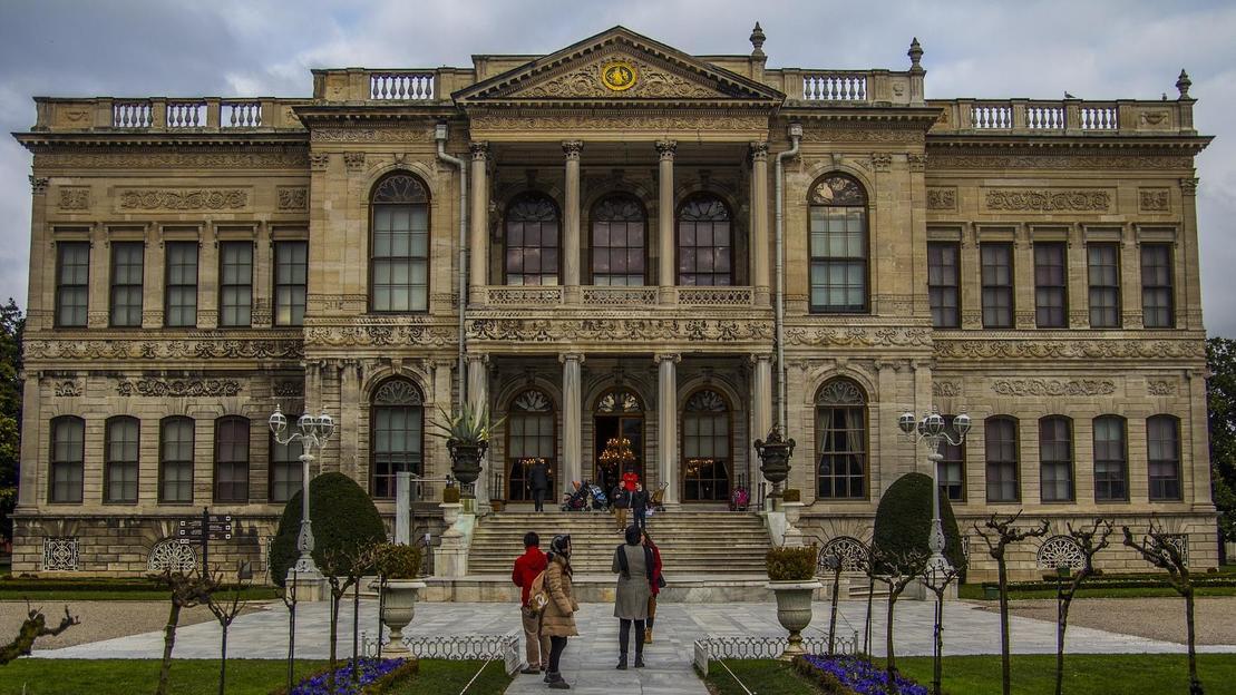Crociera in barca del Dolmabahce Palace, della funivia e del Bosforo - Main image