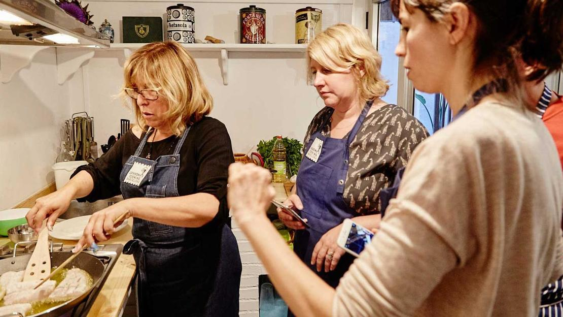 Cooking Class in Barcelona - Main image