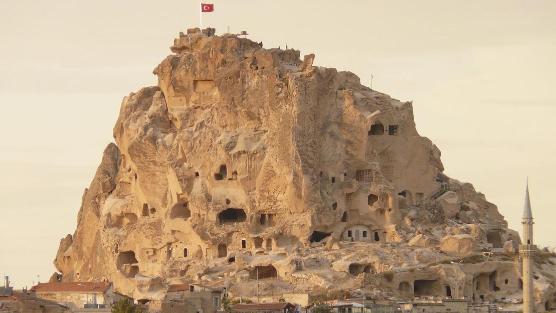 Tour blu della Cappadocia con il villaggio Soganli e Keklik - Main image