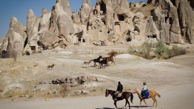 Safari a cavallo in Cappadocia - Main image