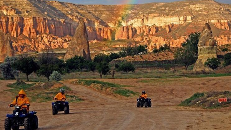 Cappadocia quad safari - Main image