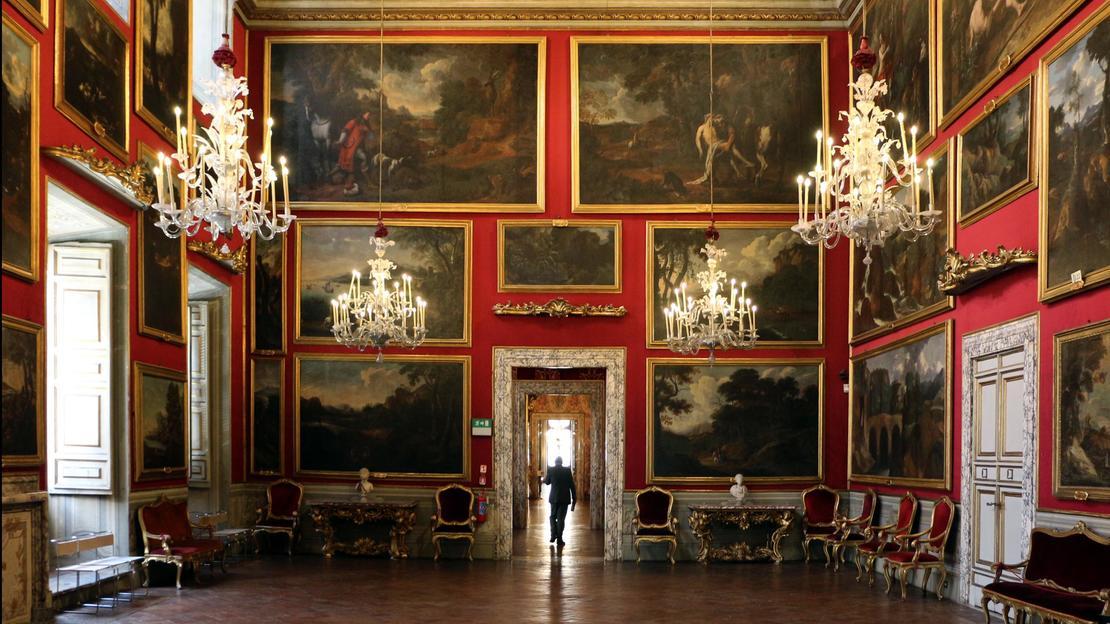 Roma: galleria privata Doria Pamphilij - Main image