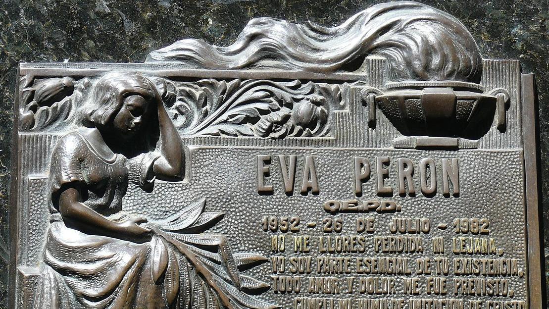 Personalità di Buenos Aires Evita e Borges - Main image